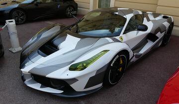 Ferrari LaFerrari - Carspotting - GP Monaco 2018