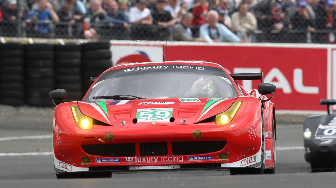 Ferrari Le Mans GT 2012