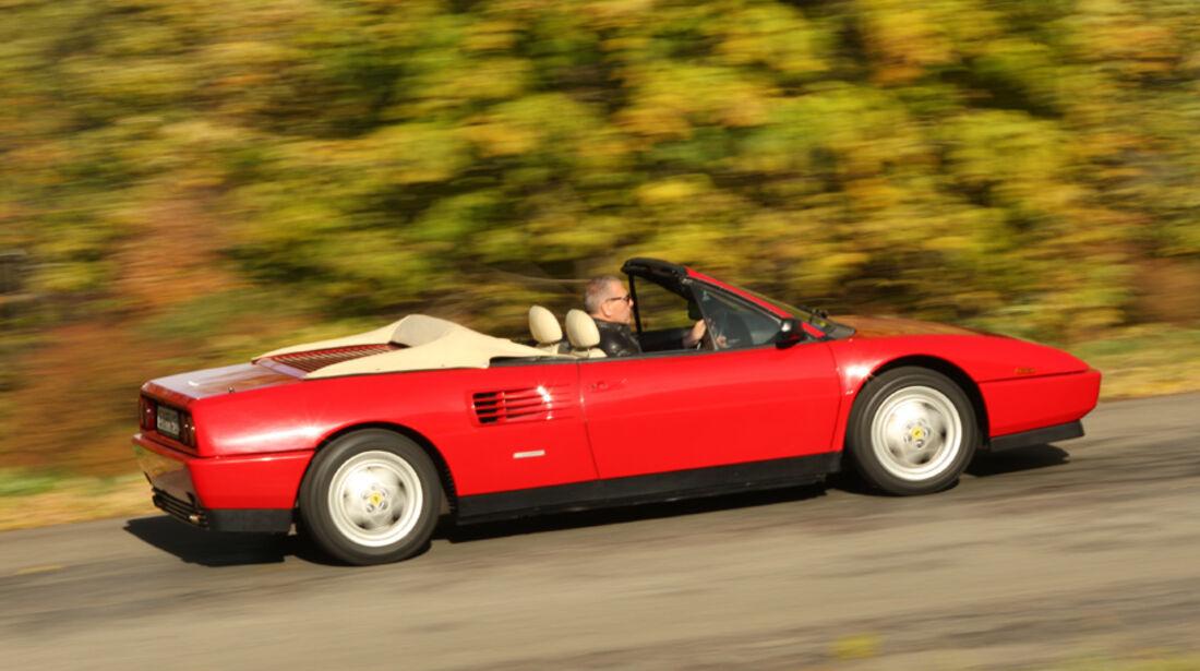 Ferrari Mondial T, Cabriolet 1992