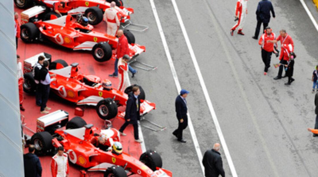 Ferrari Mondiali 2011 Mugello