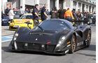 Ferrari P4/5 Competizione, Front