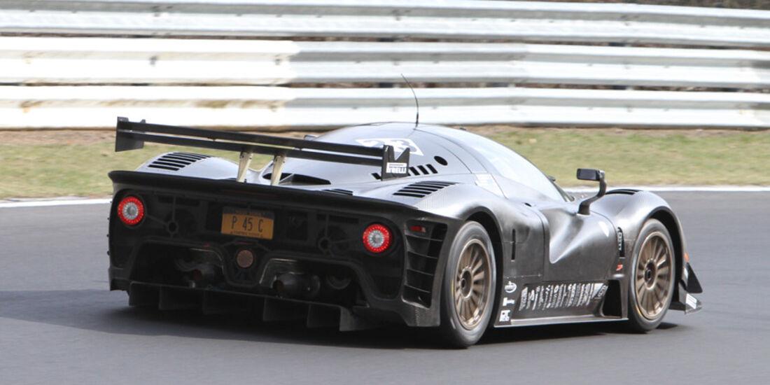 Ferrari P4/5 Competizione, Nürburgring