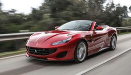Ferrari Portofino Fahrbericht Heinrich Lingner