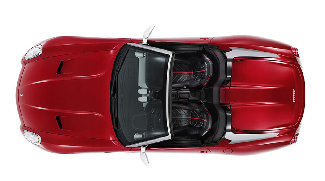 Ferrari SA Aperta 599 Cabrio