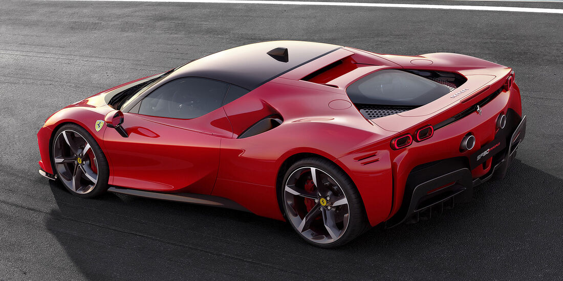 Ferrari Sf90 Stradale 2020 Alle Infos Zum 1 000 Ps Hypercar