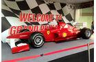Ferrari Showcar - Formel 1 - GP Singapur - 18. September 2013