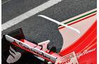 Ferrari - T-Flügel - 2017 - Barcelona-Test