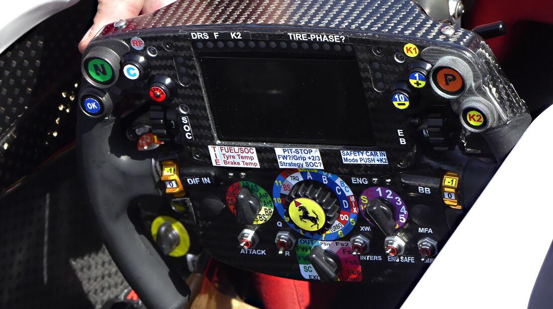 Ferrari - Technik - GP Monaco 2016