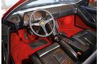 Ferrari Testarossa, Cockpit, Lenkrad
