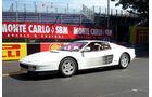 Ferrari Testarossa - GP Monaco 2011