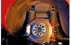Ferrari Testarossa, Radaufhängung