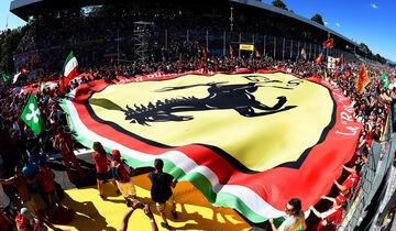 Ferrarl-Fans - GP Italien 2015