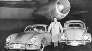 Ferry Porsche 100 Jahre