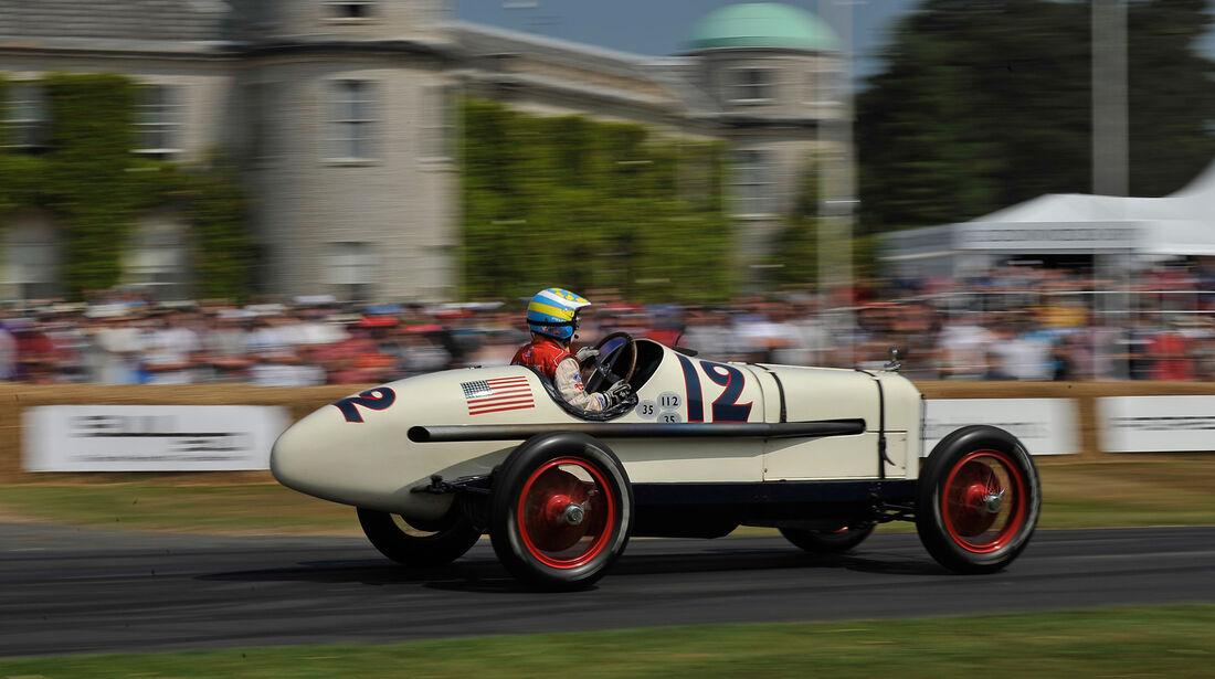 Festival of Speed, Duesenberg 8