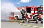Feuerwehr, Übung