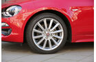 Fiat 124 Spider 1.4 Turbo, Rad, Felge