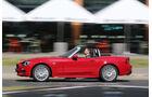 Fiat 124 Spider 1.4 Turbo, Seitenansicht