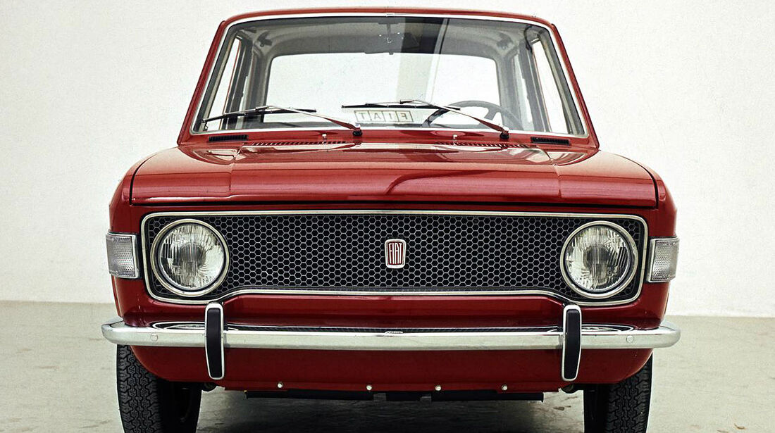 Fiat 128 Front