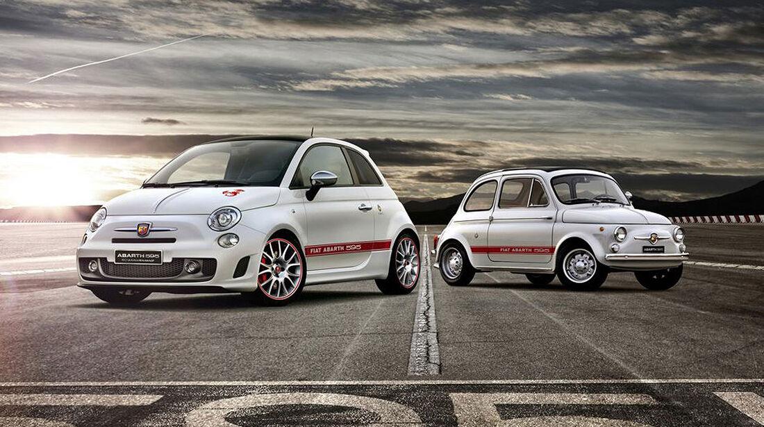 Fiat 500 Abarth 595 50th Anniversary