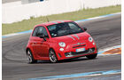 Fiat 500 Abarth, Frontansicht