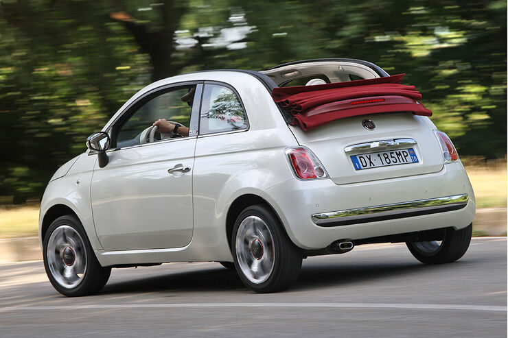 fiat 500 c fahrbericht auto motor und sport. Black Bedroom Furniture Sets. Home Design Ideas