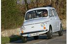 Fiat 500 L und Giardiniera