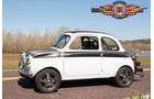 Fiat 500 Nuova - Kleinwagen - Tuning - STI-Motor