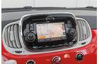 Fiat 500, Radio, USB