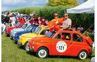 Fiat 500, Treffen