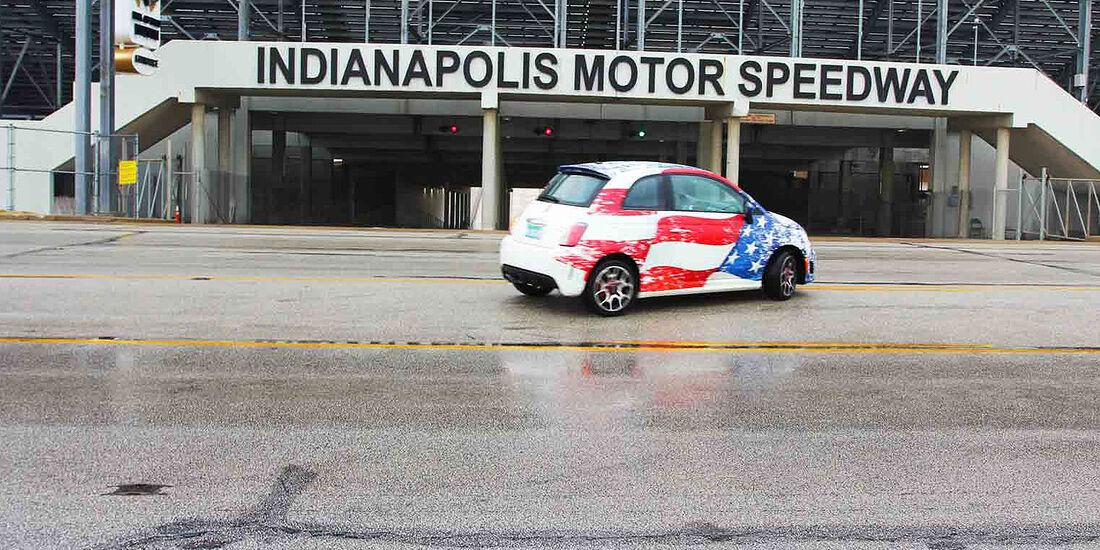 Fiat 500, USA , Reportage,  Teil 4