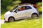 Fiat 500C, Seitenansicht