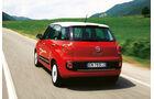 Fiat 500L, Heckansicht