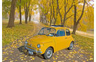 Fiat 500L Saloon - Frontansicht