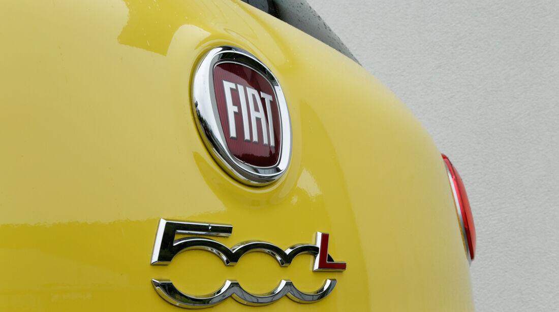 Fiat 500L Trekking 1.6 Multijet, Detail