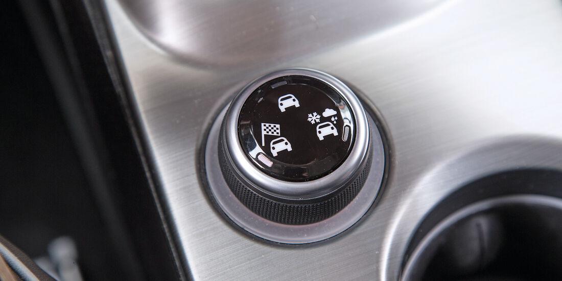 Fiat 500X 1.6 Multijet, Bedienelement
