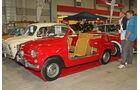 Fiat 600 D transformata cabrio