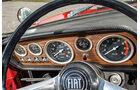 Fiat 850 Spider, Rundinstrumente