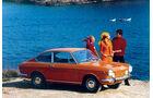 Fiat 850 Sport Coupé - Fahraufnahme