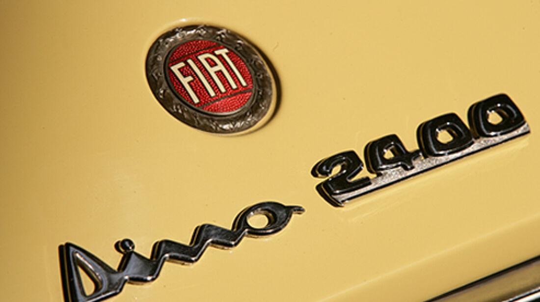 Fiat Dino 2400 Coupé