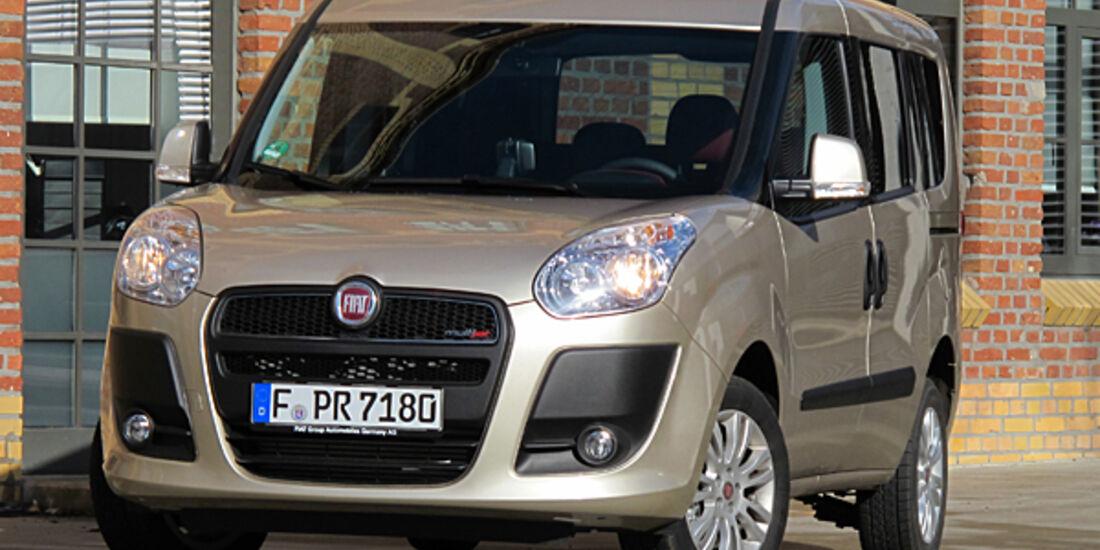 Fiat, Doblo, Caravan, wohnwagen