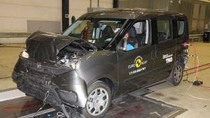 Fiat Doblo EuroNCAP-Crashtest