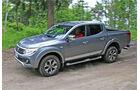 Fiat Fullback Doppelkabine Pickup Fahrbericht