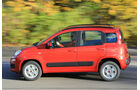 Fiat Panda 0.9 8V Natural Power Lounge, Seitenansicht