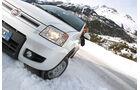 Fiat Panda 4X4, Front, Kühlergrill