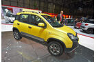 Fiat Panda Cross, Genfer Autosalon, Messe 2014