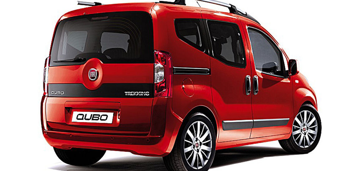 Fiat Qubo Trekking