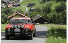 Fiat Ritmo 125 TC Abarth bei der Silvretta Classic 2010