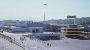 Fiat Werk Termini Imerese