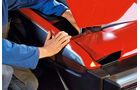 Fiat X 1/9, Scheinwerfer, Detail