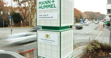 Filtersäule Stuttgart